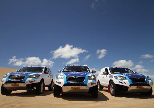 Fate - Dakar2011