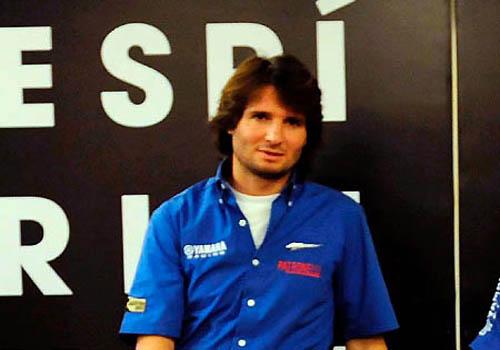 Yamaha - Marcos Patronelli 1