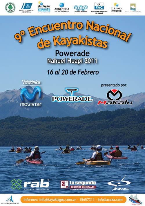 Acaxa - Encuentro Nacional de Kayakistas 1