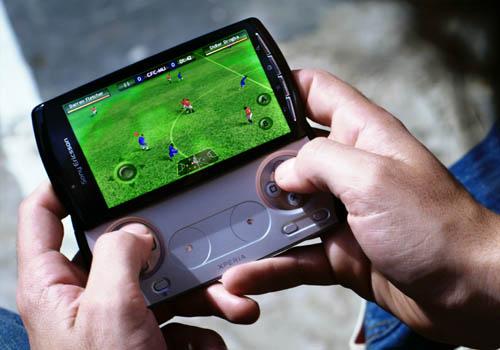 Sony Ericsson - XPeria Play