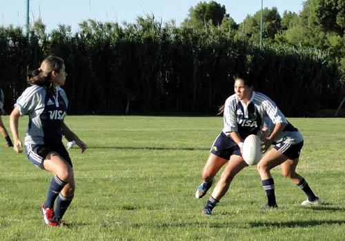 UAR - Selección Femenina de Rugby