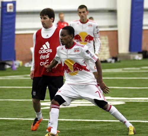 Selección Argentina - Red Bulls New York 1