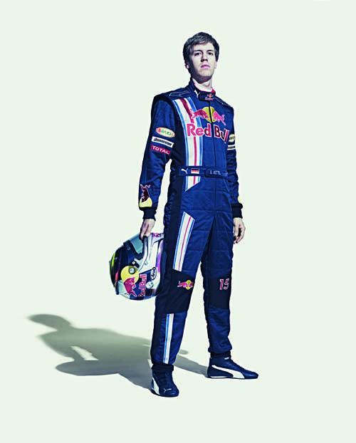 RedBull - Sebastian Vettel