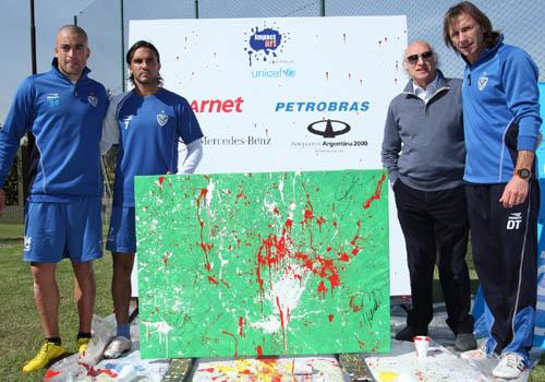 Impact Art - Vélez Sarsfield