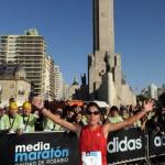 adidas - Media Maratón Rosario 2011 - Rosa Godoy