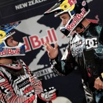 Red Bull - X-Fighters - Robbie Maddison y Levi  Sherwood