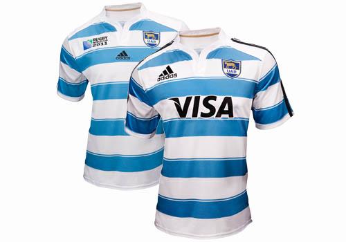 Los 2 nuevos diseños de la camiseta de Los Pumas