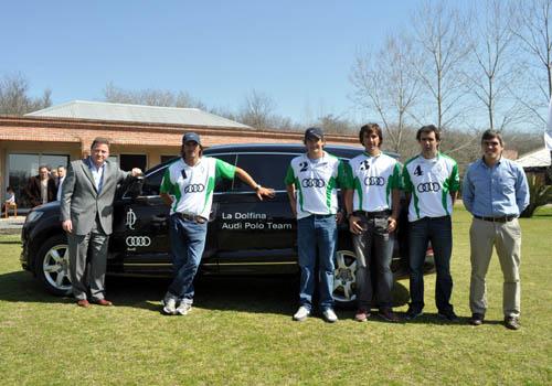 Audi - Sponsor de La Dolfina