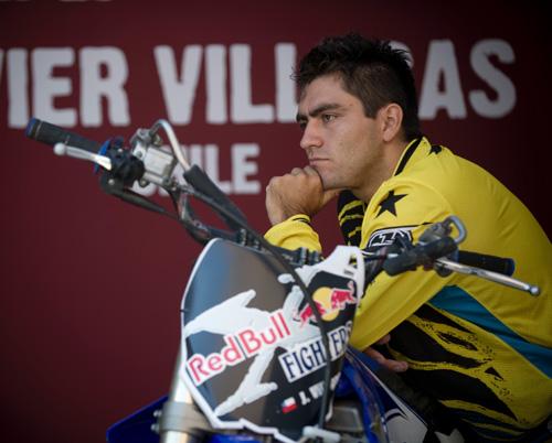 Javier Villegas.