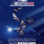 Red Bull - X Fighters Jams - Flyer
