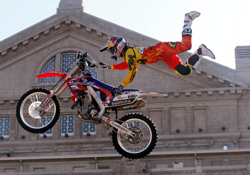 Red Bull - X-Fighters Jams