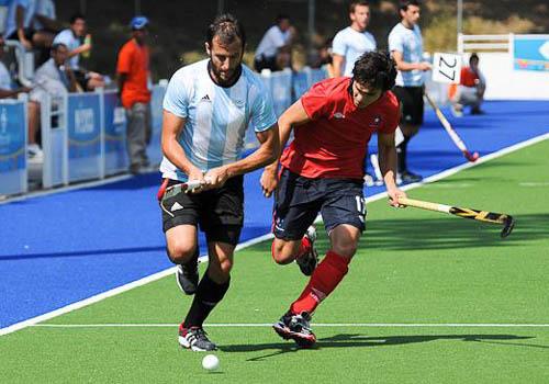 Rodrigo Vila en pleno ataque. (Foto: PAHF)