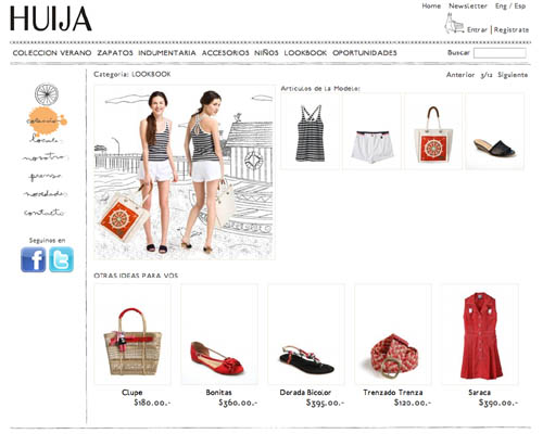 Huija - Tienda On Line