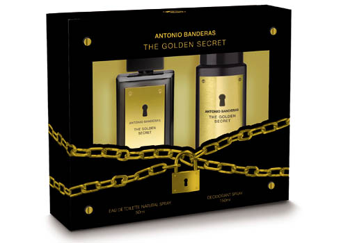 Cofret The Golden Secret
