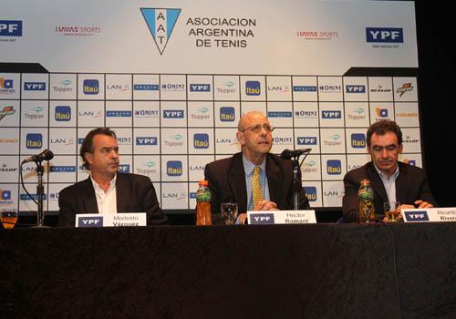 Conferencia Equipo Copa Davis