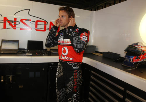 Jenson Button (GP Italia)