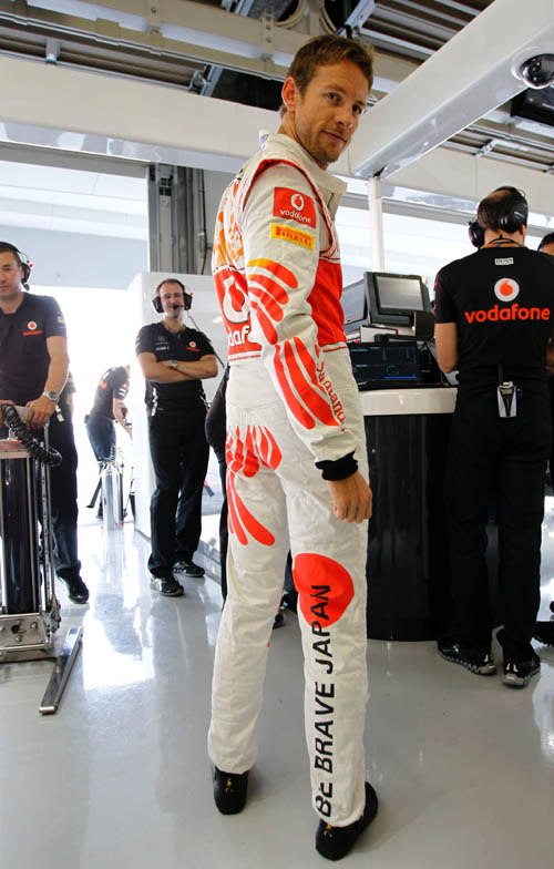 Jenson Button (GP Japón)