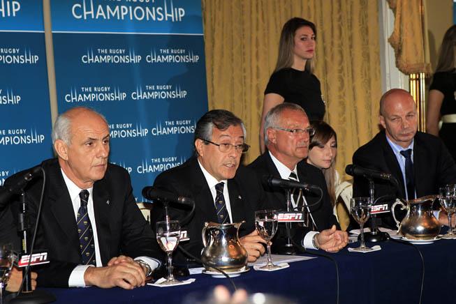 UAR - Rugby Championship