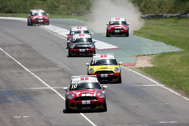 MINI Challenge - Carrera Final en Río Cuarto.