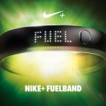 Nike+ Fuel Band.