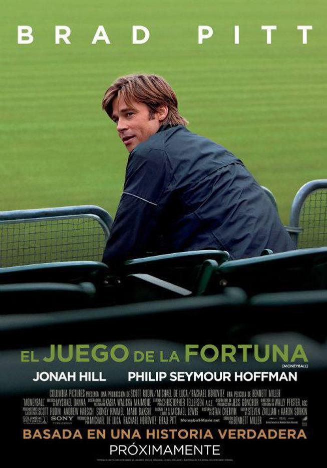 El Juego de la Fortuna - Afiche