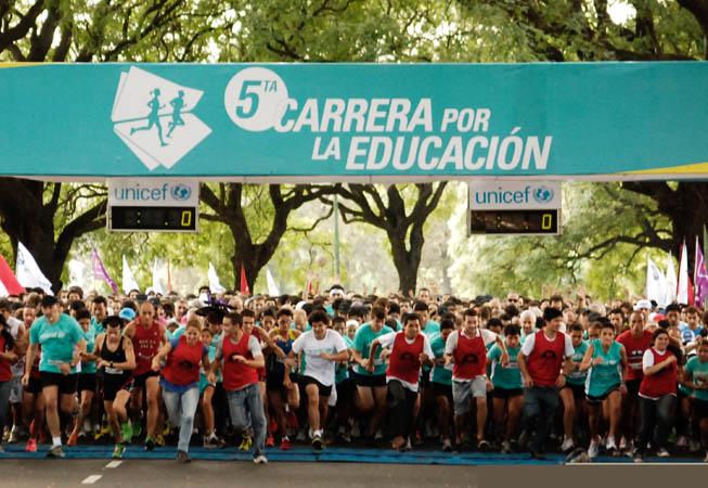 Unicef - Carrera por la Educación