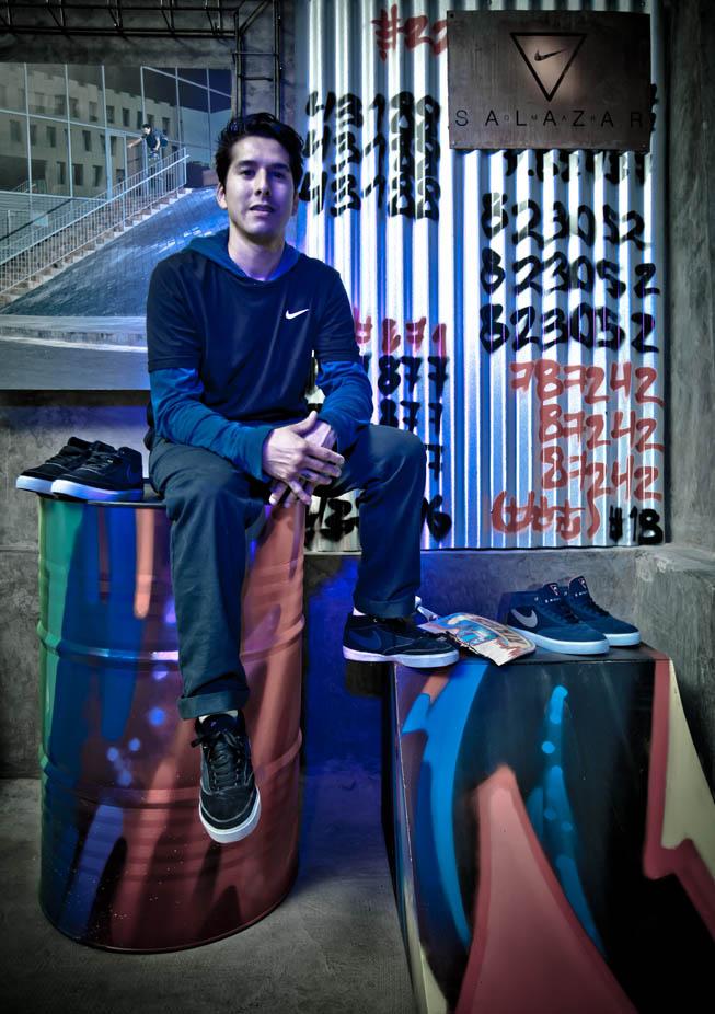 Nike - Evento Lanzamiento Action Sports (Omar Salazar)