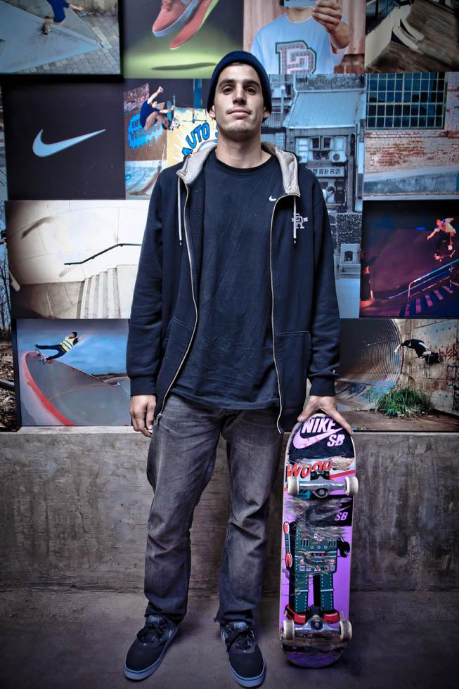 Nike - Evento Lanzamiento Action Sports (Christian Bica)