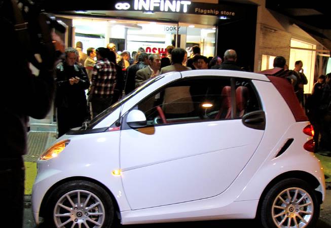 smart - Look by Infinit.