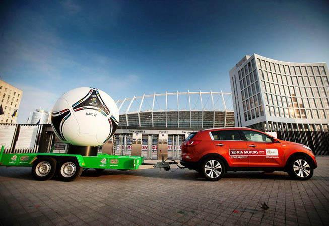 Kia - UEFA Euro 2012