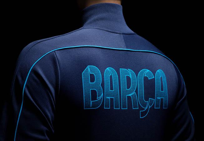 Nike - FC Barcelona Campera