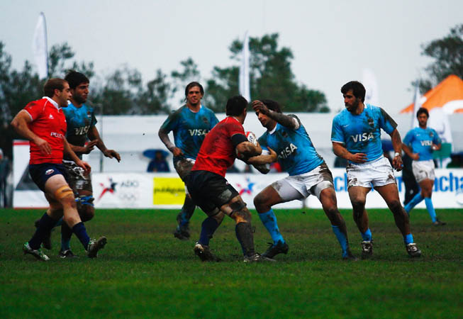 Argentina campeón Sudamericano 2012. (Foto: Eduardo Pizzarro).