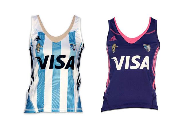 Las nueva camiseta titular y alternativa. (Foto: adidas Argentina)