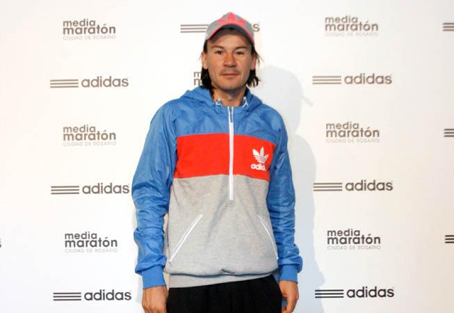 El tenista Guillermo Coria premió a los ganadores.