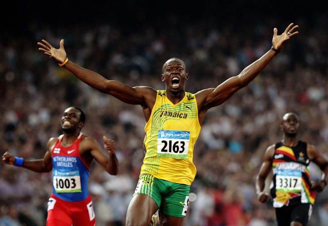 CNN Tras el Oro - Usain Bolt