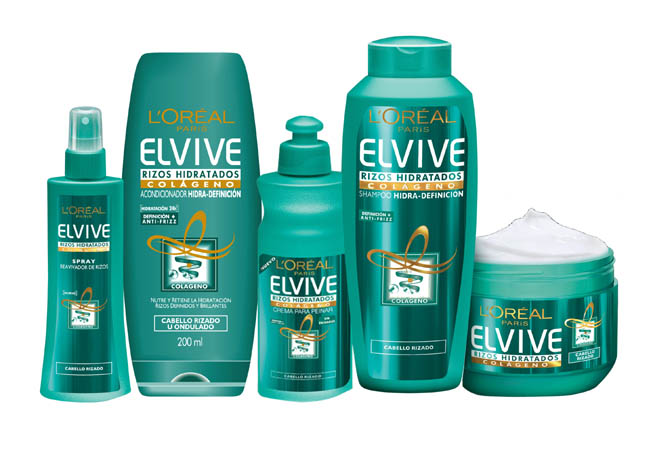 L'Oréal - Elvive Rizos