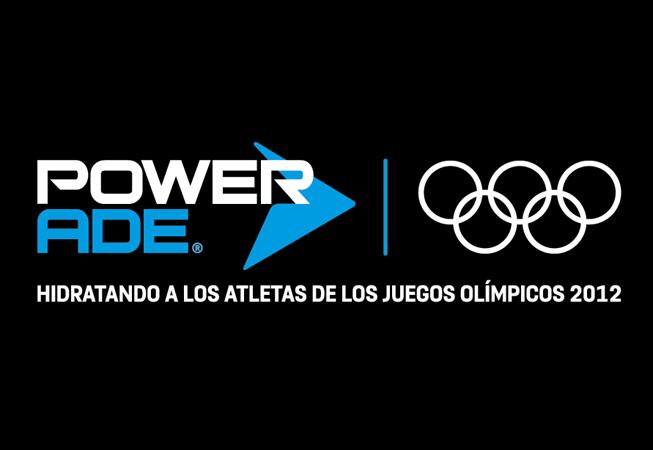 Powerade Hidratador De Los Atletas De Los Juegos Olimpicos 2012
