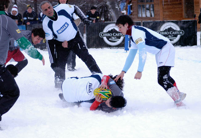 Rugby Cerro Castor