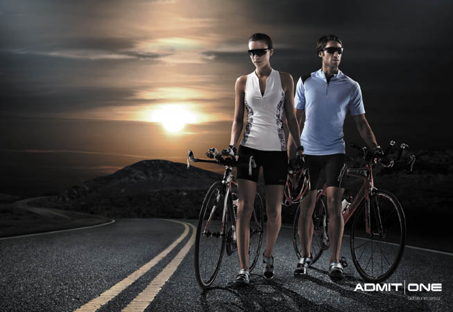 Admit One - Ciclismo