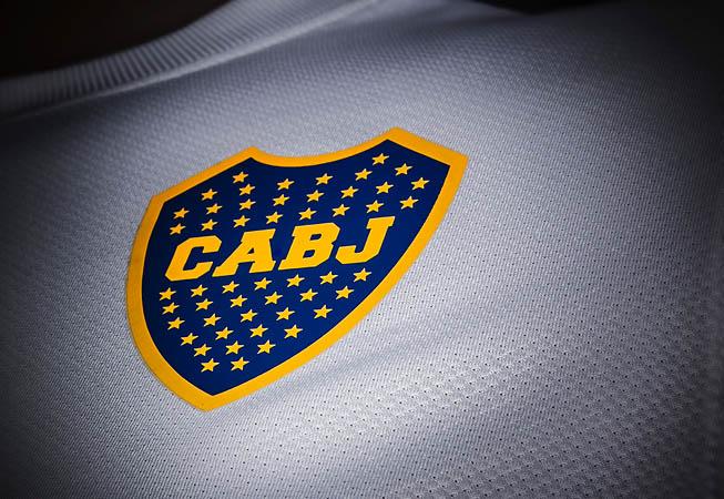 Nike - Camiseta Boca Jrs. Suplente 2013-2013