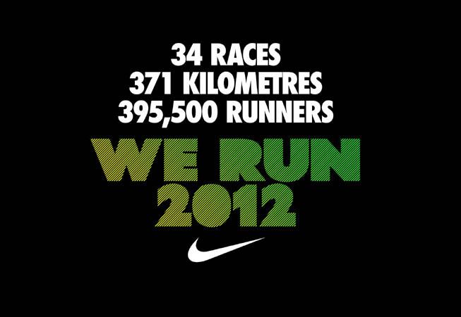 Nike - We Run 2012