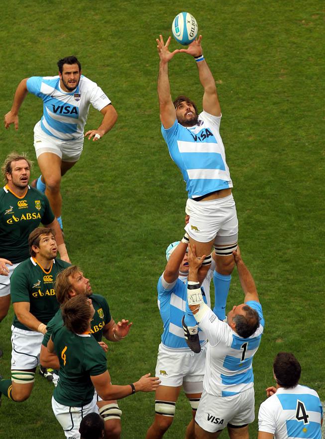 Los Pumas lograron un histórico empate frente a los Springboks. (Foto: UAR).