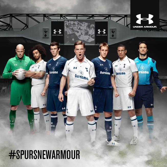 Under Armour - Tottenham Hotspurs
