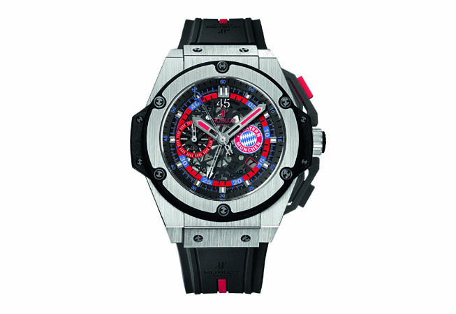 Hublot - King Power Bayern Munich