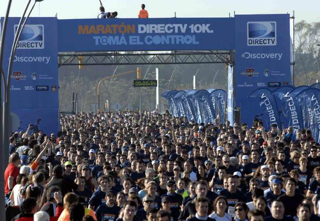 Maratón DIRECTV 10K