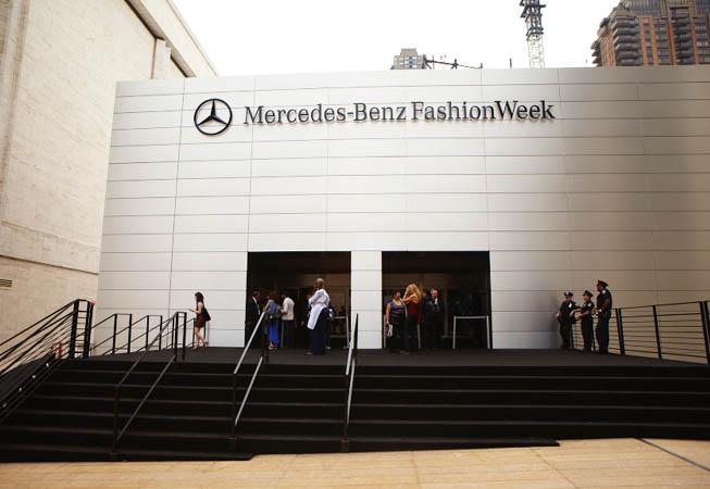 Maybelline NY - Mercedes Benz FW.