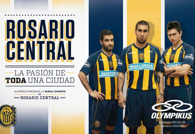 Olympikus Rosario Central