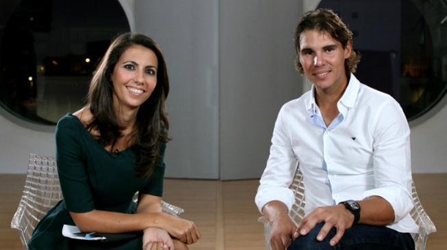 El especial de la periodista Ana Pastor, debutará con una entrevista al número uno del tenis: Rafael Nadal. (Foto: CNNEspanol.com)