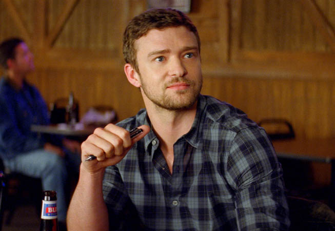 Justin Timberlake. Foto: Gentileza Warner Bros. Argentina