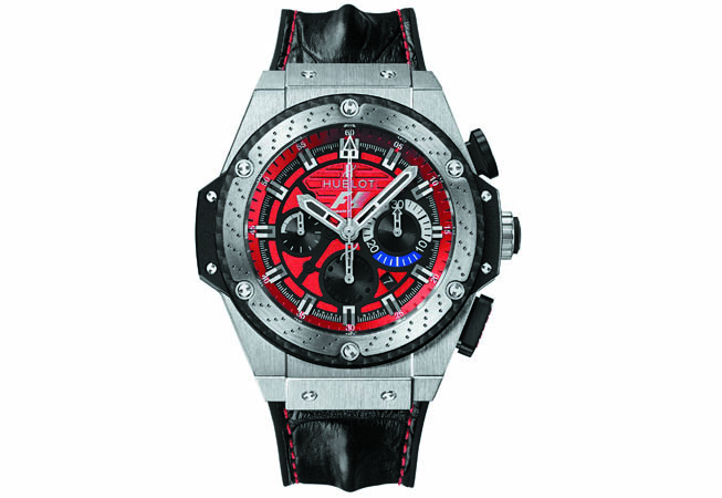 Hublot - F1 King Power Austin.